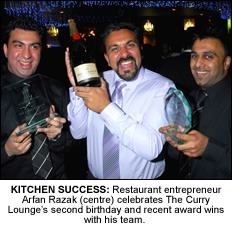 Kitchen Nightmare To Kitchen Success For Curry House News