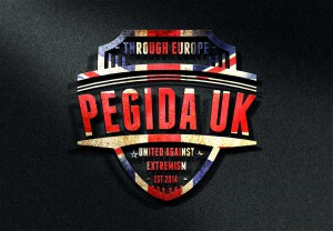 Pegida UK Logo
